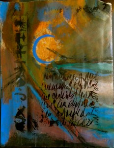 Bhubezi Mythology - The Women Who Hold Up the World.  Cheryl Penn.  Artists Book 7